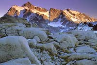 Mt. Shuksan at sunset