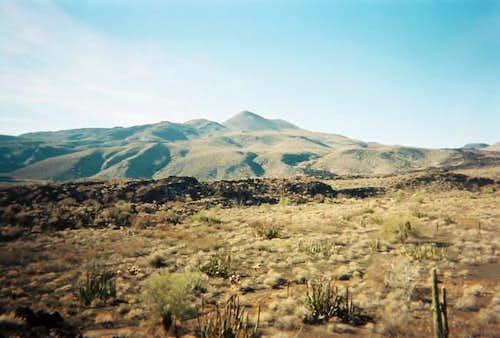 Cerro Pinacate