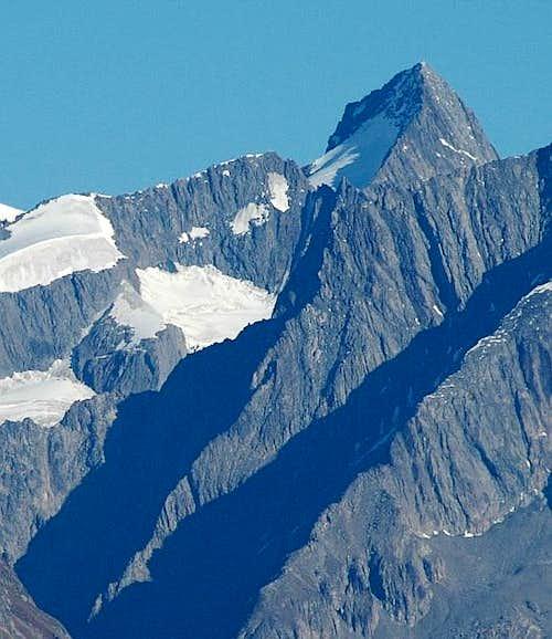 Grünegghorn 3860m, Gross...