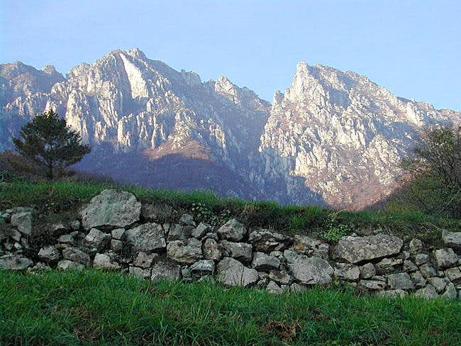the Moregallo seen from...