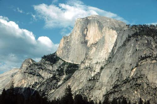 Half Dome, Northwest Face