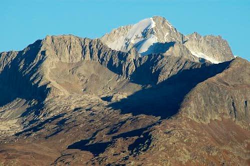 Schinhorn 3796m, Distlighorn...