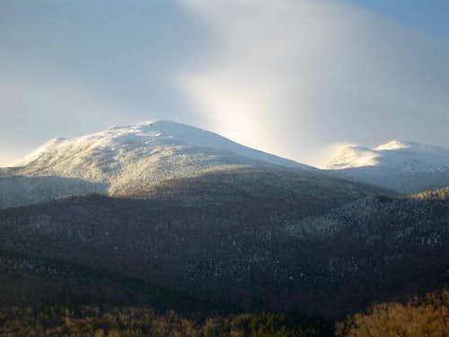 Mount Adams, NH - October...
