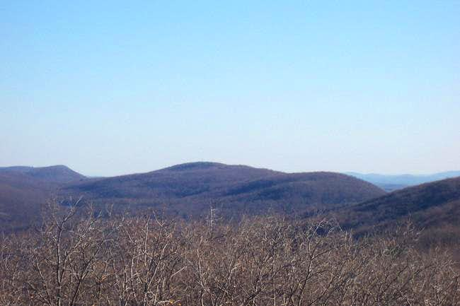Mount Mohican