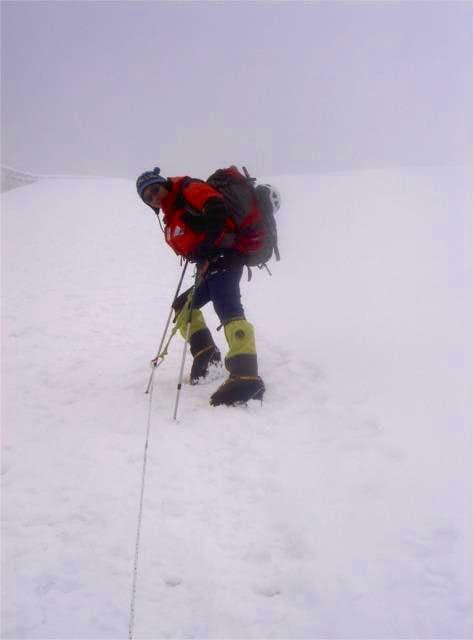 Ang pasang Sherpa beginning...