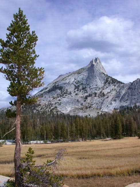 Cathedral Peak from the John...