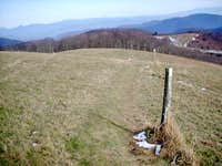 The Appalachian Trail as it...