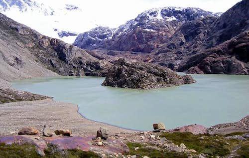 Lago Eléctrico Fitz Roy...