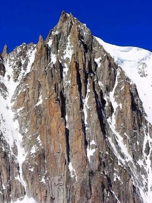 I piloni del Mont Blanc du...