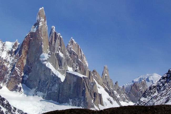 Cerro Torre 21 nov 2005