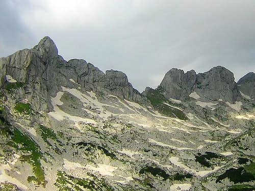 Minin Bogaz (2387 m) and...