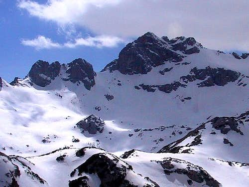 Lucin Vrh (2396 m) & Bobotov...