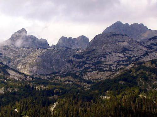 Landscape from Zabljak