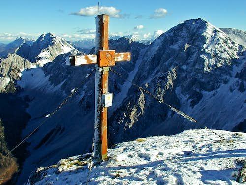 Vajnez summit view