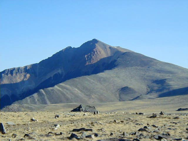 White Mountain Peak