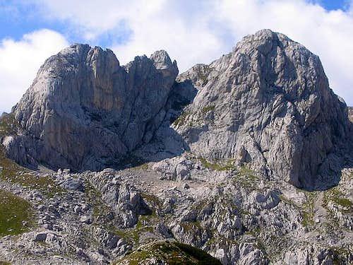 North side of Lucin Vrh (2396...