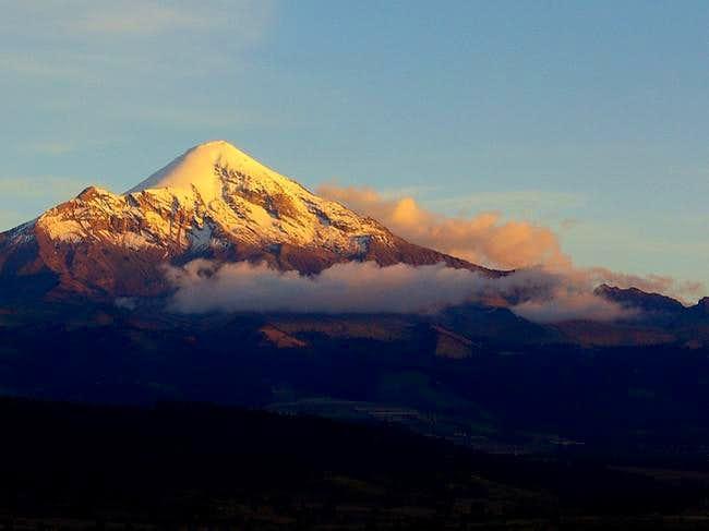 Pico de Orizaba, November 10,...