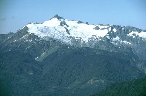 The south side of Mt. Shuksan...