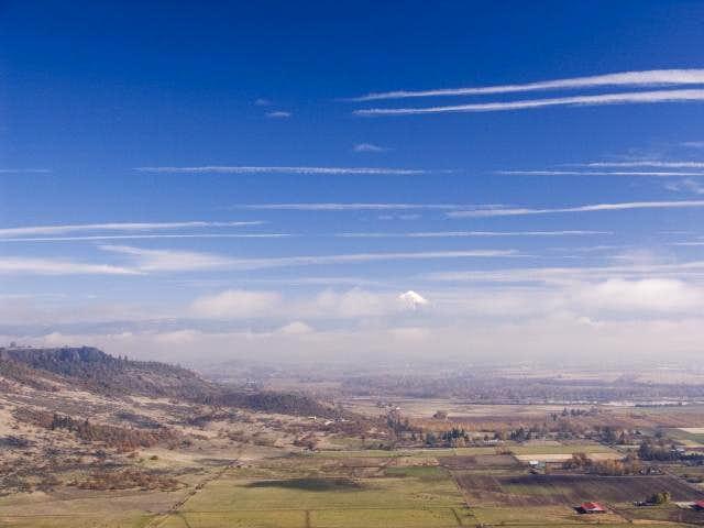 Shot of Upper Table Rock ,...