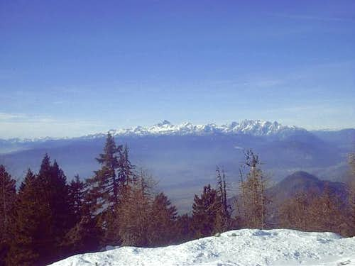 Look to Julian Alps (from...
