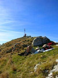 Northern Grigna. Summit....
