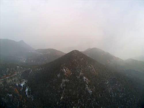 Sugarloaf Mountain during...