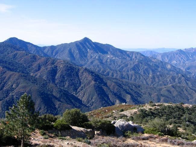 Strawberry Peak at the...