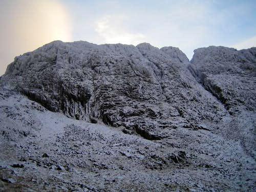 Under Great Ends Cliffs Nov 05.