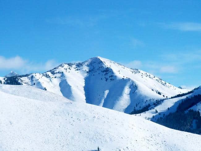 Johnstone Peak from the...