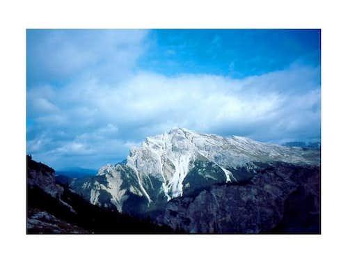 Durrenstein (2839 m) viewed...