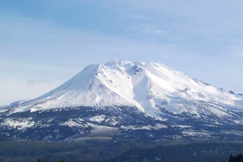 Mount Shasta in all her...