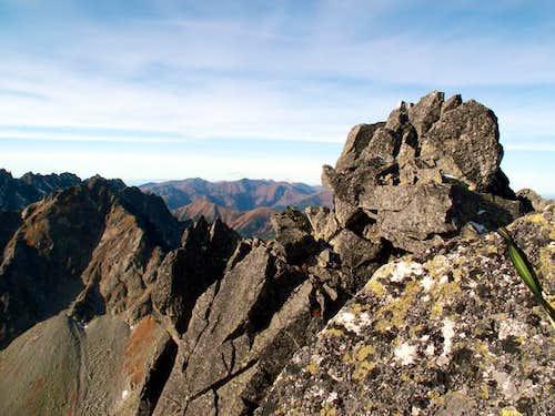Western Tatra from...