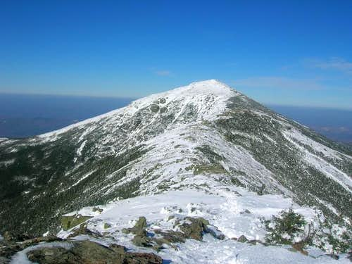 Mount Lafayette from Mount...