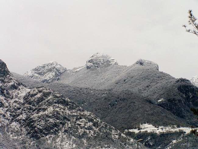 Corni di Canzo, 03-12-2005