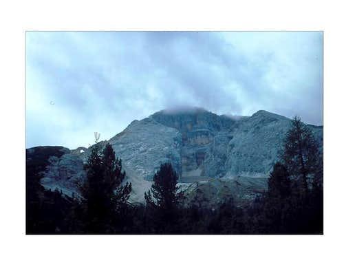 Croda Rossa (3146 m) viewed...