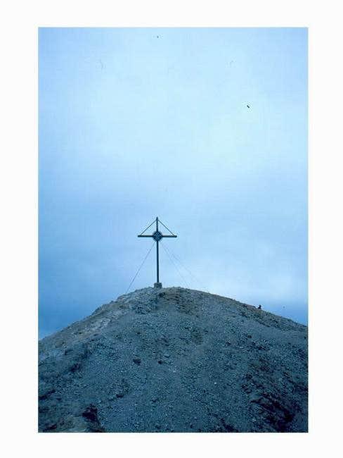 The summit of Durrenstein...