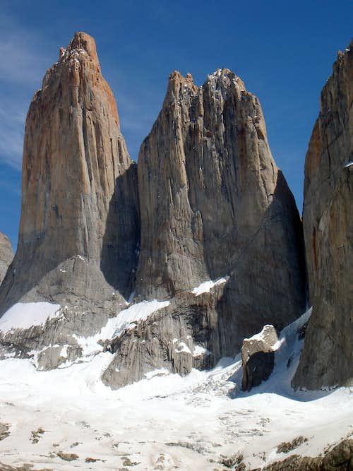 Los Torres del Paine