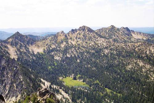 Elkhorn Mountains