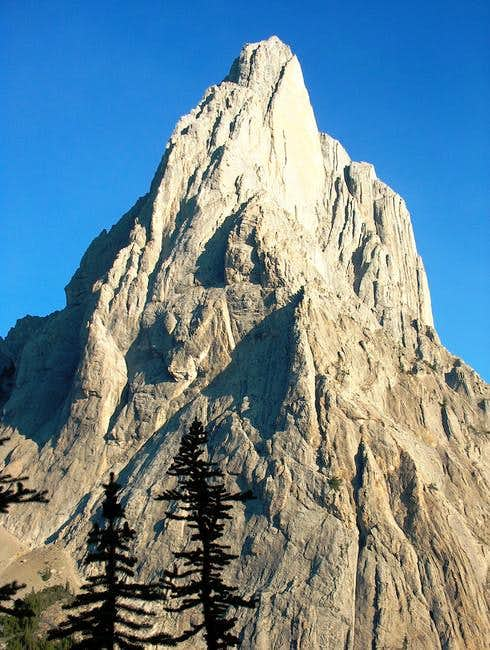 Mount Louis from ascent of...