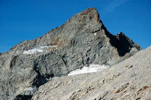 Tête de la Gandolière summit...