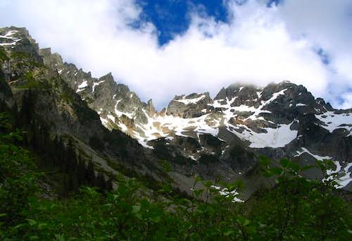 From Glacier Basin in July, o5.