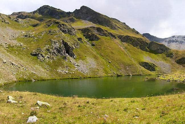 Leysser lake <i>2394m</i>