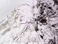 Serraccata del ghiacciaio...