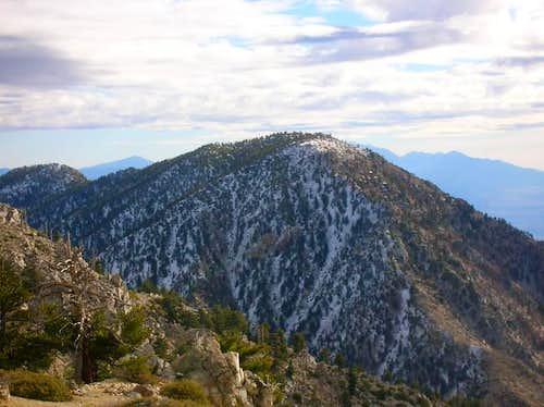 Cucamonga Peak viewed from...