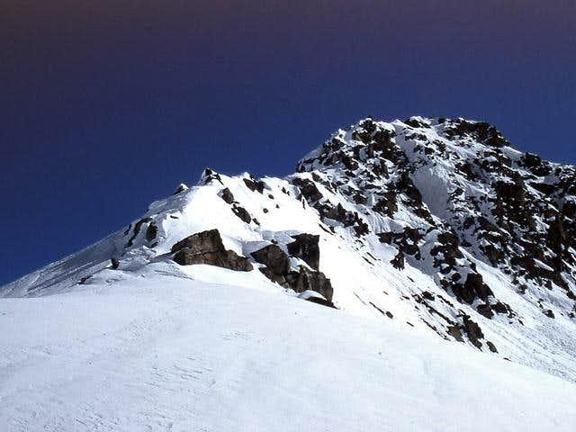 Testa di Serena (2830 m) view...