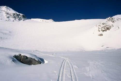 skiing tour from Villacher...