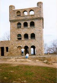The tower.