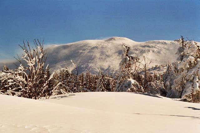 Babia Góra (Diablak) Massif...