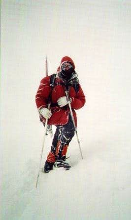 Elbrus can be a treacherous...