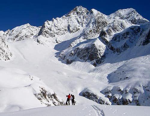Ski tour to Habicht from...